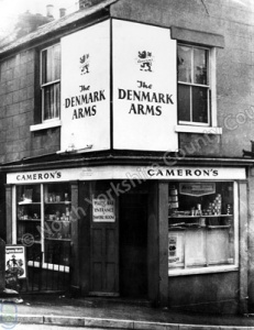 Denmark Arms, Scarborough